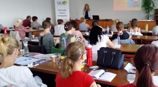 Misia homeopatia - polročný kurz v Bratislave s bonusom Bachových kvetov