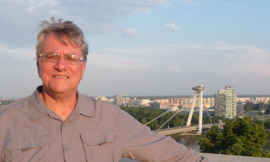 Louis Klein, FSHom. z Kanady - 16. - 18. mája 2014 Bratislava