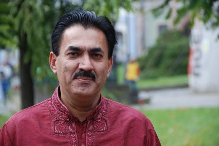 Dr. Yogesh Sehgal z Indie - 3. -  5. 10. 2014 v Bratislave