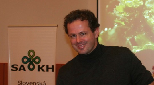 Dr. Markus Kuntosch z Nemecka 12. - 14. 9. 2014