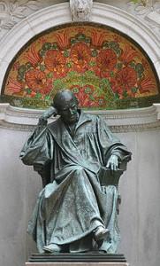 Hahnemann pamätník Washington DC
