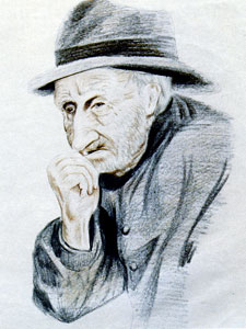 Baryta Carbonica - old man
