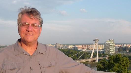 Louis Klein v Bratislave – 03. – 05. 11. 2017