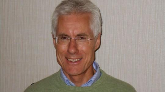 Dr. Jonathan Hardy z Anglicka 8. - 10. 6. 2018 v Bratislave