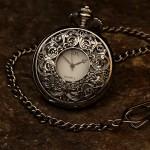Vreckové starožitné hodiny