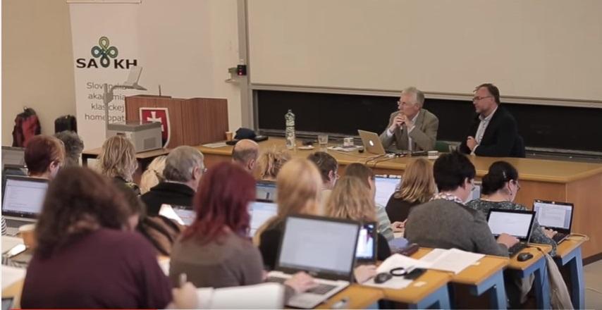 Dr. Jonathan Hardy v Slovenskej akadémii klasickej homeopatie
