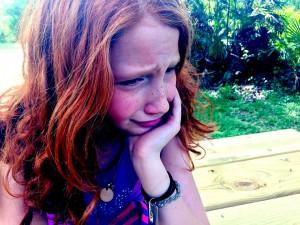 Plačúce dievča