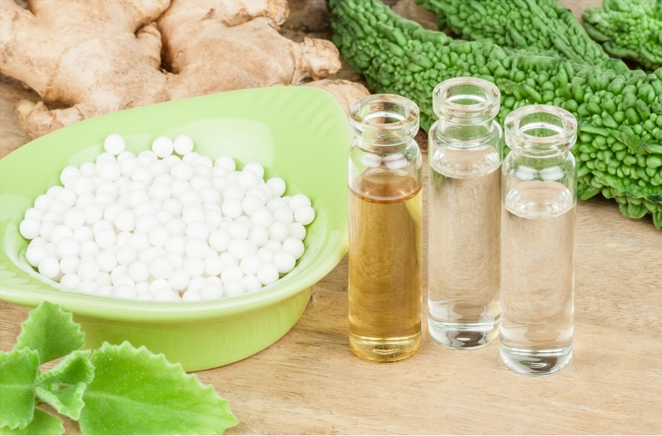 Homeopaticke globulky