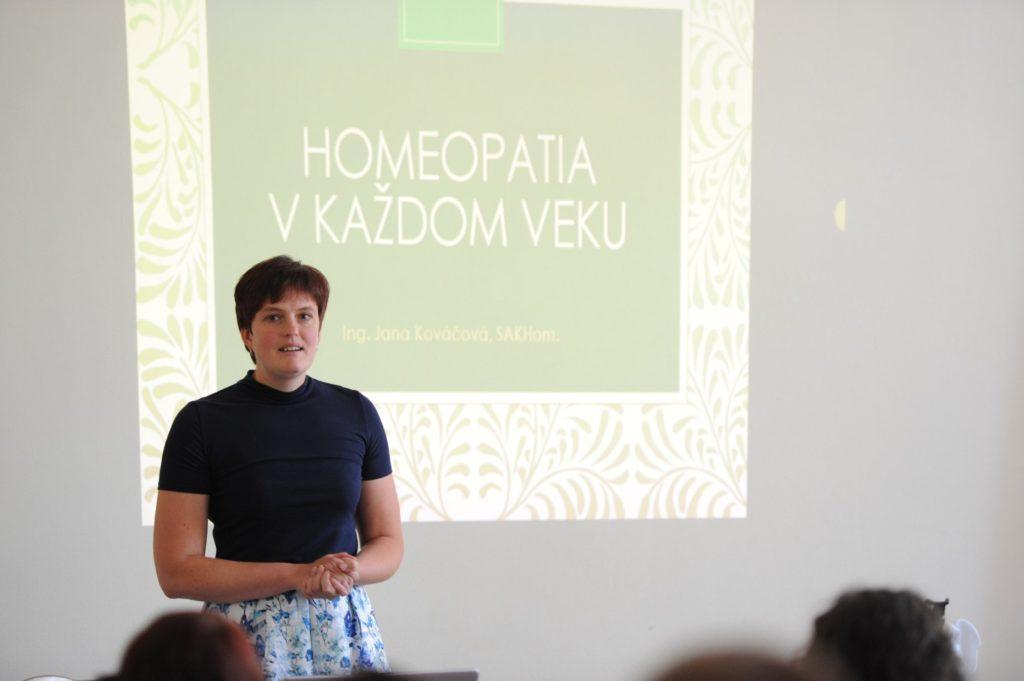 Mgr. Jana Kováčová, SAKHom.