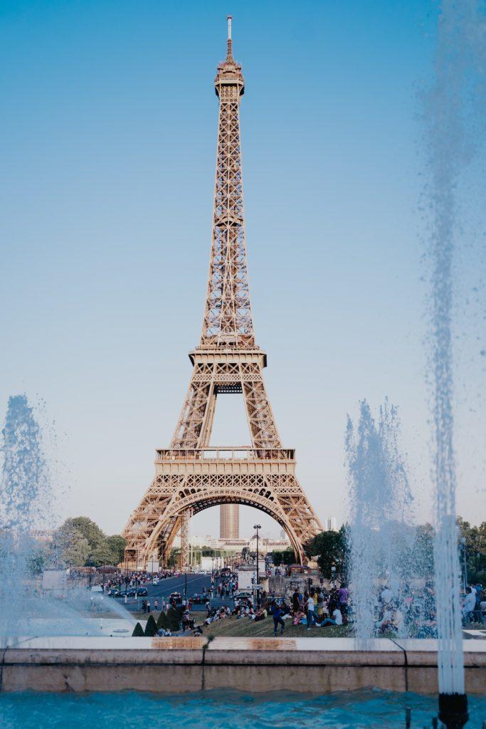 Paríž, francúzština