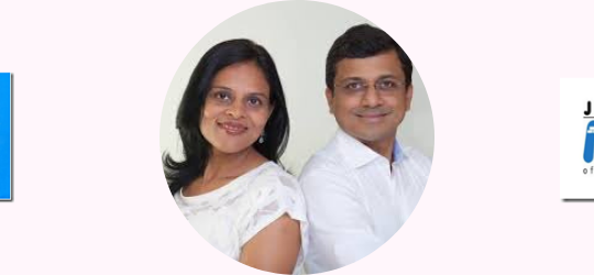 Bhawisha and Shachindra Joshi webinar - 29. - 30. 1. 2021