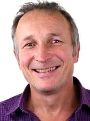 Dr Geoff Johnson
