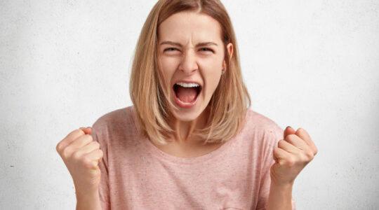 Hnev a vnútorná agresia